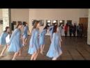 Отрывок номера Взросление. Выступление на Вечерах современного танца. Весна
