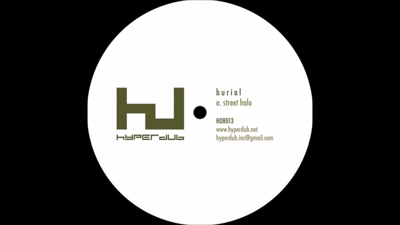 Burial - Street Halo (2011) [Full EP]