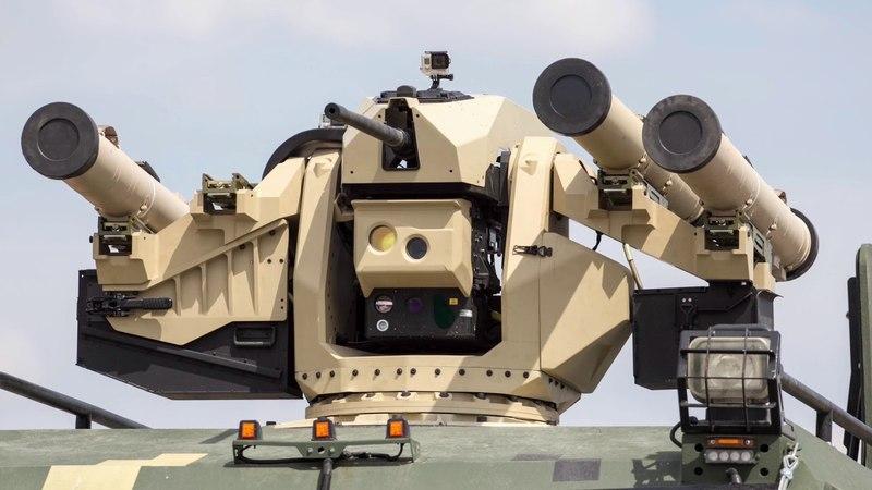 КБ ЛУЧ разом з іноземними партнерами провело випробування нового бойового модуля