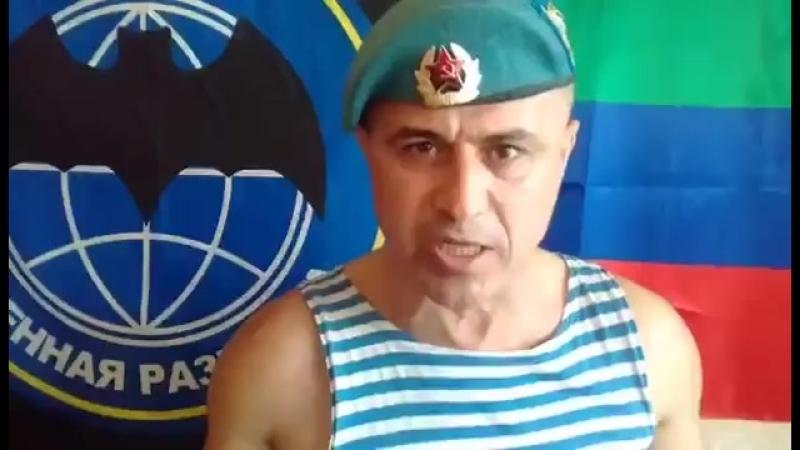 Дагестанец о ПYтинском бесчинстве