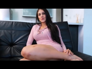 Reina taylor / super hot colombiana / fuck fest busty casting hd