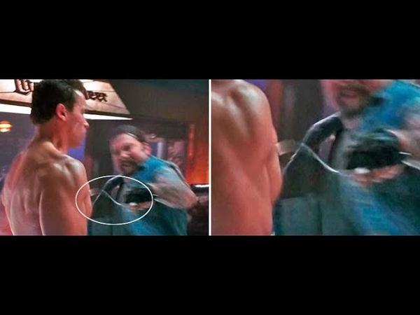 Киноляп Терминатор 2 Нож из проволоки
