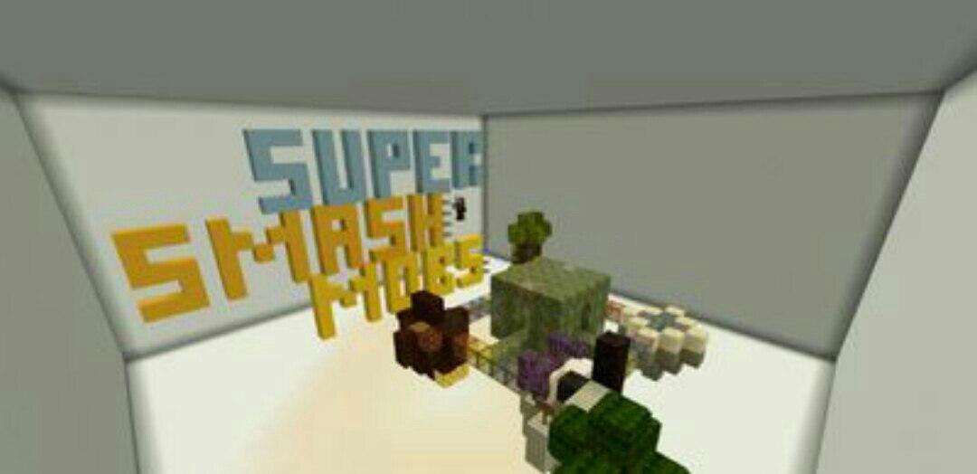 Карта Random Arcades для Minecraft PE
