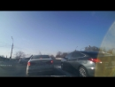 ДТП 24.02.18 у светофора на Ногинск