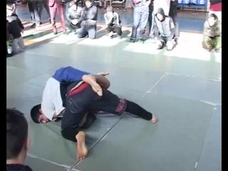 В Юждаге прошли соревнования по грэплингу
