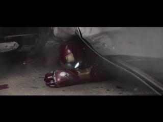Битва в аэропорту. Часть 1. Появление Человека-паука. Первый мститель_ Противостояние. 2016