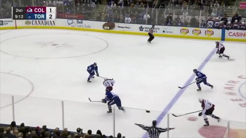 Colorado Avalanche vs Toronto Maple Leafs (4-2) – Jan. 22, 2018 _ Game Highlights _ NHL 2018