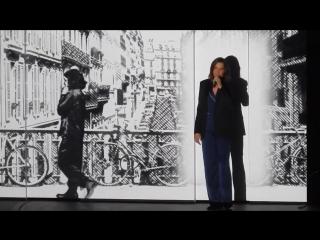 Jean-Louis Aubert/Zazie/Jenifer : Sang pour Sang Les Enfoires 2018