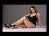 New Year Russian Plus-Size Models