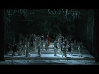 'Farewell to Maslenitsa' chorus from 'Snow Maiden'. Прощай, Масленица! Хор САТОБ.mp4