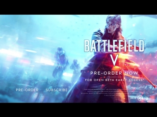 BATTLEFIELD 5 Gameplay Trailer