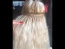 Hair extension ❤️ 120 capsule Slavic Hair