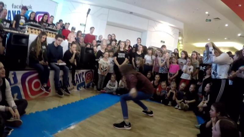 Старцева София/Дэнсхолл/Отборы/Kids Battle (2018)