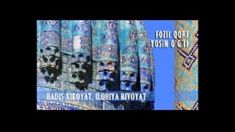 Fozil Qori - Hadis xikoyat, ilohiya rivoyat. 4-Qism_144p