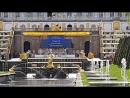 Праздничное открытие фонтанов в Петергофе 2018 Часть 2