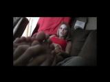 Ticklish Girl