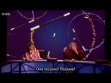 O Series Episode 12 The Occult XL (rus sub) (Russell Brand, Aisling Bea, Noel Fielding)