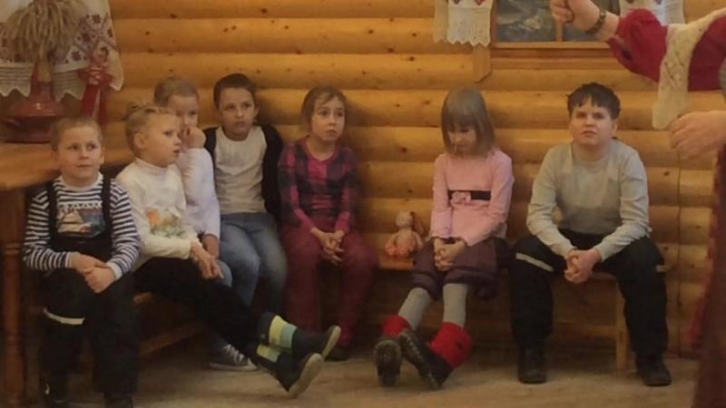 музей Этнографии День рождения Домового 2018