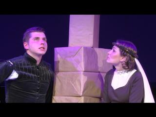 Спектакль «1517» у Менску 11.11 і 04.12