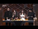 [CUT] 171229 KBS Gayo Daechukje @ EXOs Chanyeol — MC Part