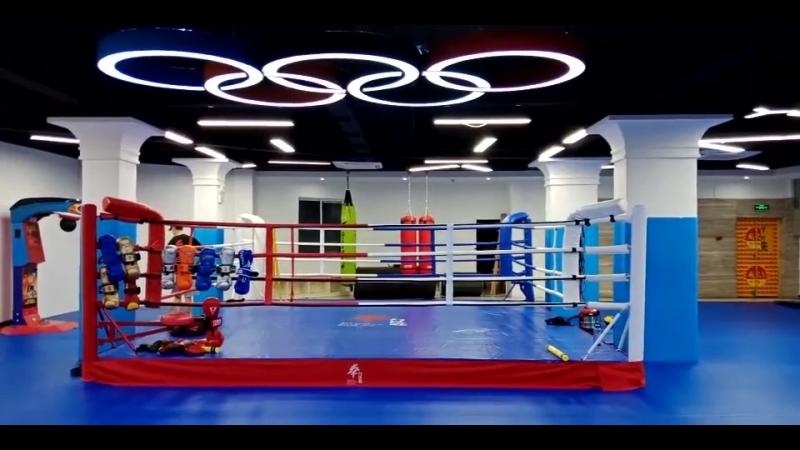олимпиский центр бокса район шитин Гуанчьжоу