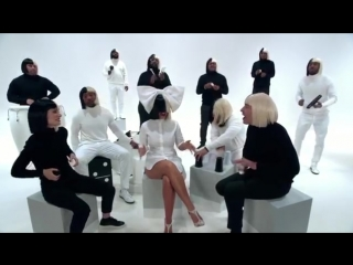 Jimmy Fallon, Sia, Natalie Portman The Roots Sing Iko Iko