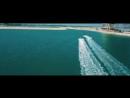 Гидроциклы в Дубае. Аэросъемка. Видеосъемка. 4K