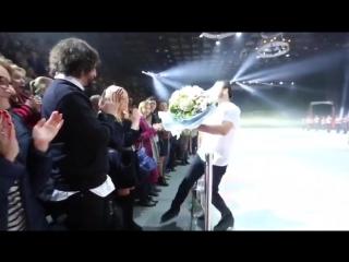 Алла Пугачева на спектакле Ромео и Джульетта.