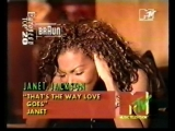 11. Janet Jackson. Thats The Way Love Goes (1993) (MTV)