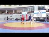 2018 САМБО финал -52 кг кубок мира ИБРАГИМ (KAZ) - ПАНЮХИН (RUS) sambo