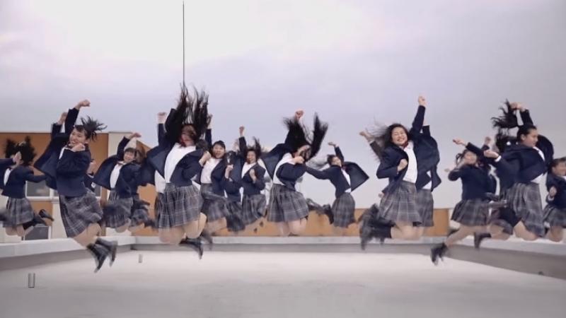 登美丘高校ダンス部、ついにハリウッド映画「グレイテスト・ショーマン」とコラボ! 制服姿で踊る 感動のPV完成_The_Greatest_Showman