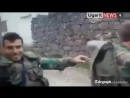 Syrian soldiers filmed dancing to