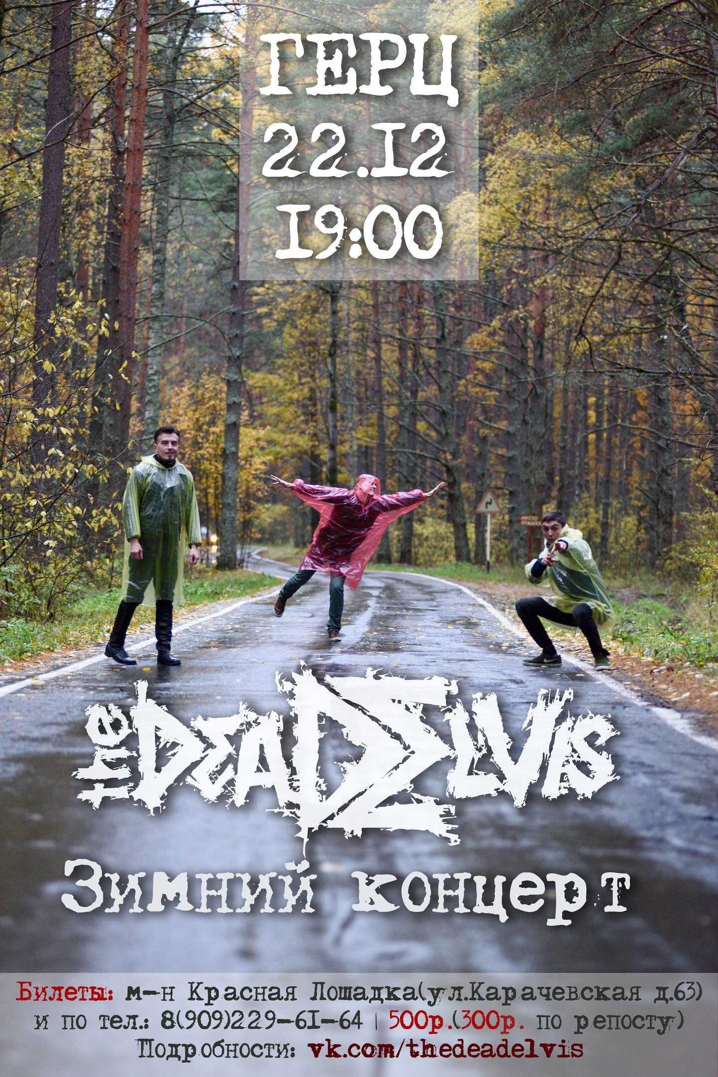 Dead Elvis «Зимний концерт»