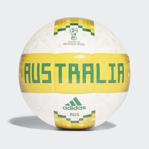Футбольный мяч Австралия