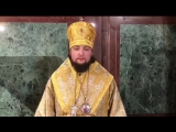 Поздравление с Рождеством Христовым епископа Люберецкого Серафима