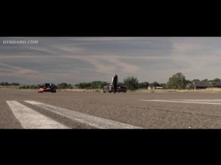 Koenigseg Agera R vs. Bugatti Veyron Sport