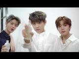 [BACKSTAGE] 180315 | Wanna One на съемках фотосессии для Star1