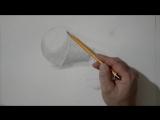 Не получается штриховка по форме. Учимся штриховать карандашом с нуля.