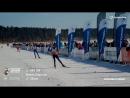 Югорский лыжный марафон 2018 (Харисов Эмиль №1101)