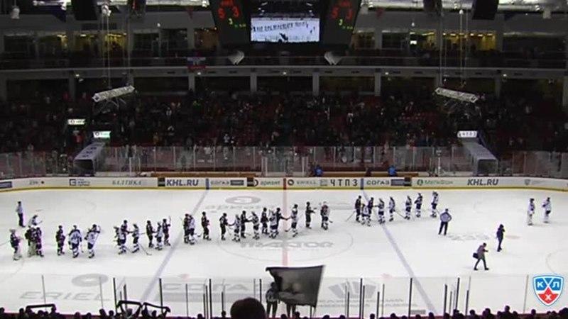 Моменты из матчей КХЛ сезона 14 15 • Интересный момент Интервью дает Николишин Андрей тренер хоккейного клуба Трактор 29 10