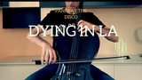 Panic! At The Disco - Dying In LA for cello and piano (COVER)