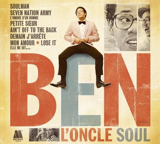 Ben l'Oncle Soul альбом Ben L'Oncle Soul