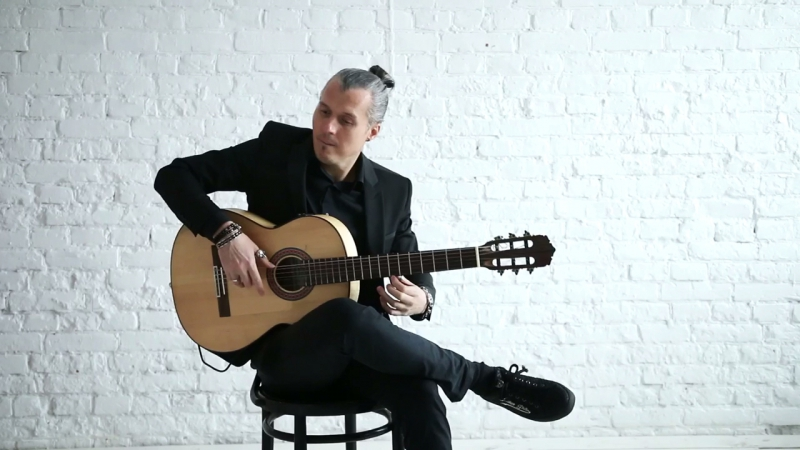 Antonio Mazarini Испанская гитара