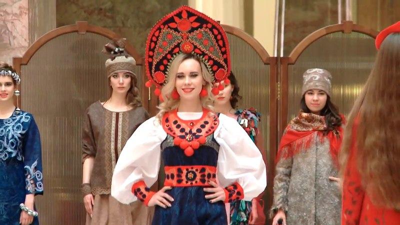 ФелтФЕСТ 2018 Спецпроект 'РУССКИЙ СТИЛЬ'