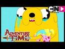 Время приключений | Поздравляем с Днем Отца! -Папа Джейк | Cartoon Network