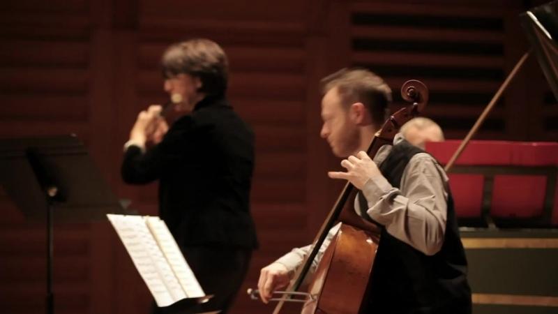 1038 J. S. Bach (atr.) / C. P. E. Bach - Trio Sonata in G major, H.590.5 / BWV 1038 - Penelope Spencer