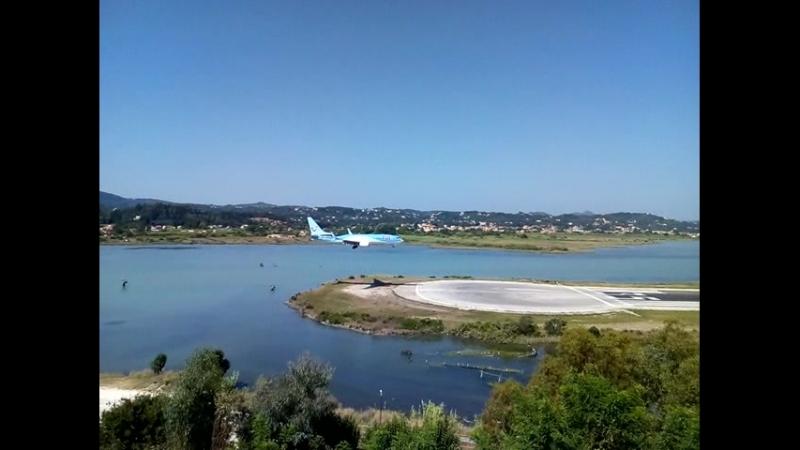 Аэропорт в Керкире