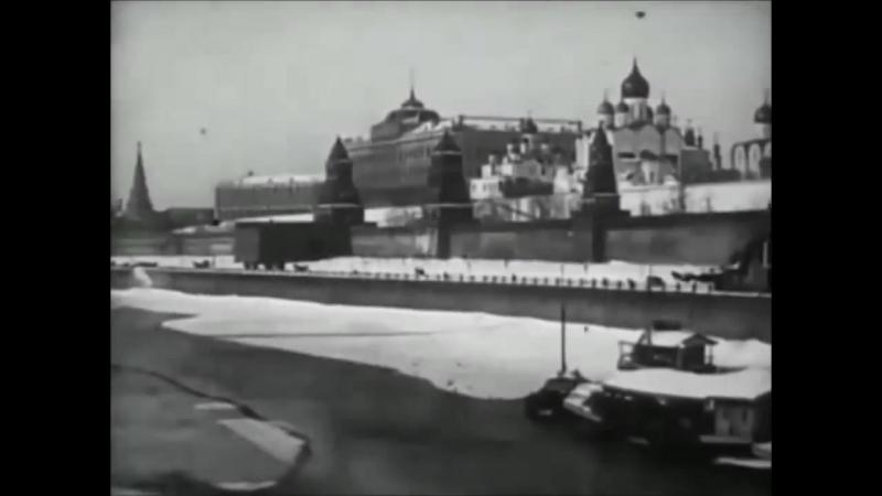 Клип на песню_ Монгол Шуудан - Москва (на стихи С. Есенина)