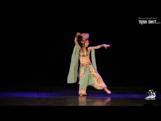 Ульяна Кузьминская & TRIBAL SWEET Open Stage vol.4 Moscow, Russia
