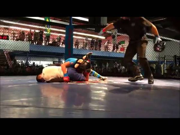 Martinez vs Sanchez - USFL Pankration 8/06/2016